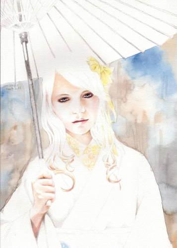 片思いの傘