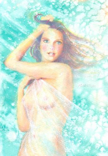 南風の女神