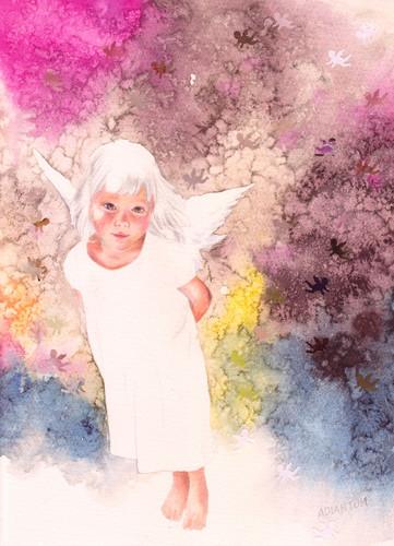 小さい天使